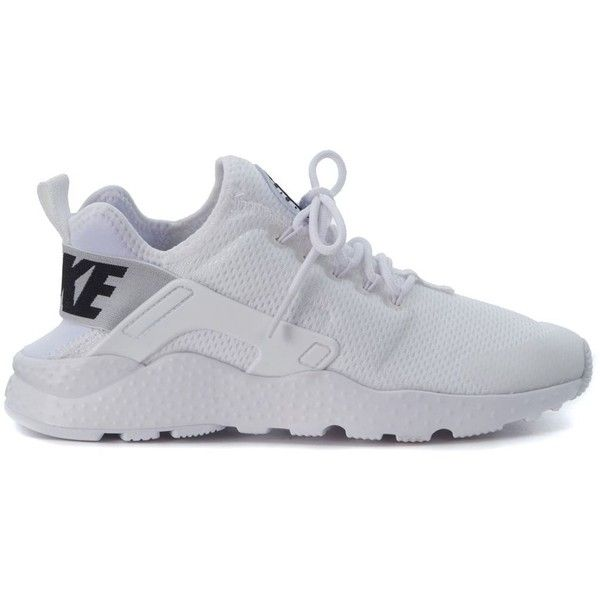 superior quality 5c116 d7675 Sneaker Air Huarache Run Ultra in Tessuto Bianco ( 126) ❤ liked on Polyvore  featuring. Nike TrainersNike SneakersNike ...
