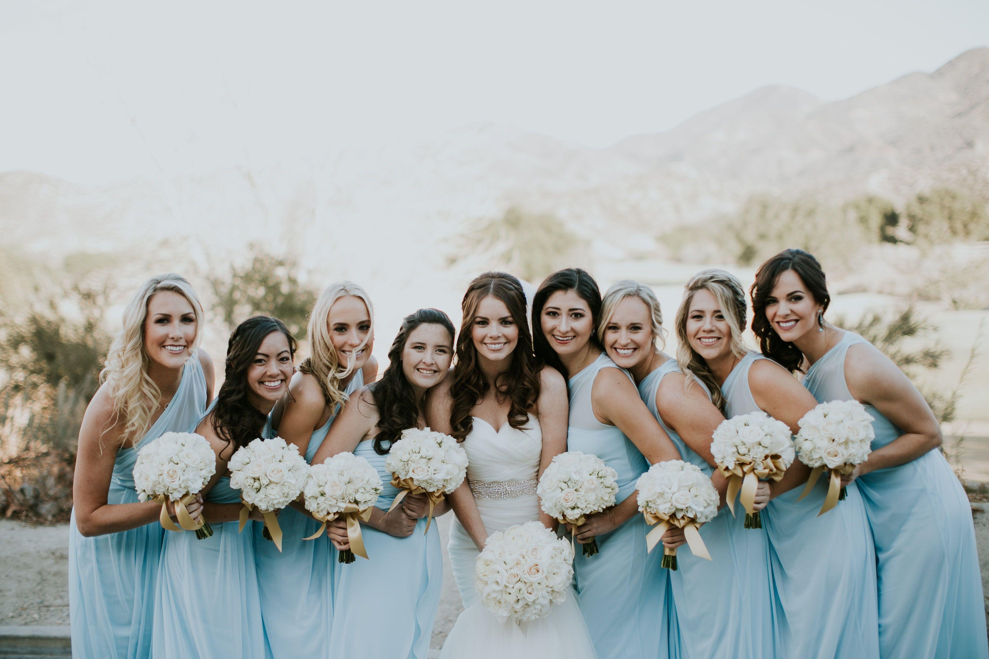 Bridesmaids Hair, Bridesmaids Hairstyles, Bridesmaids Hair