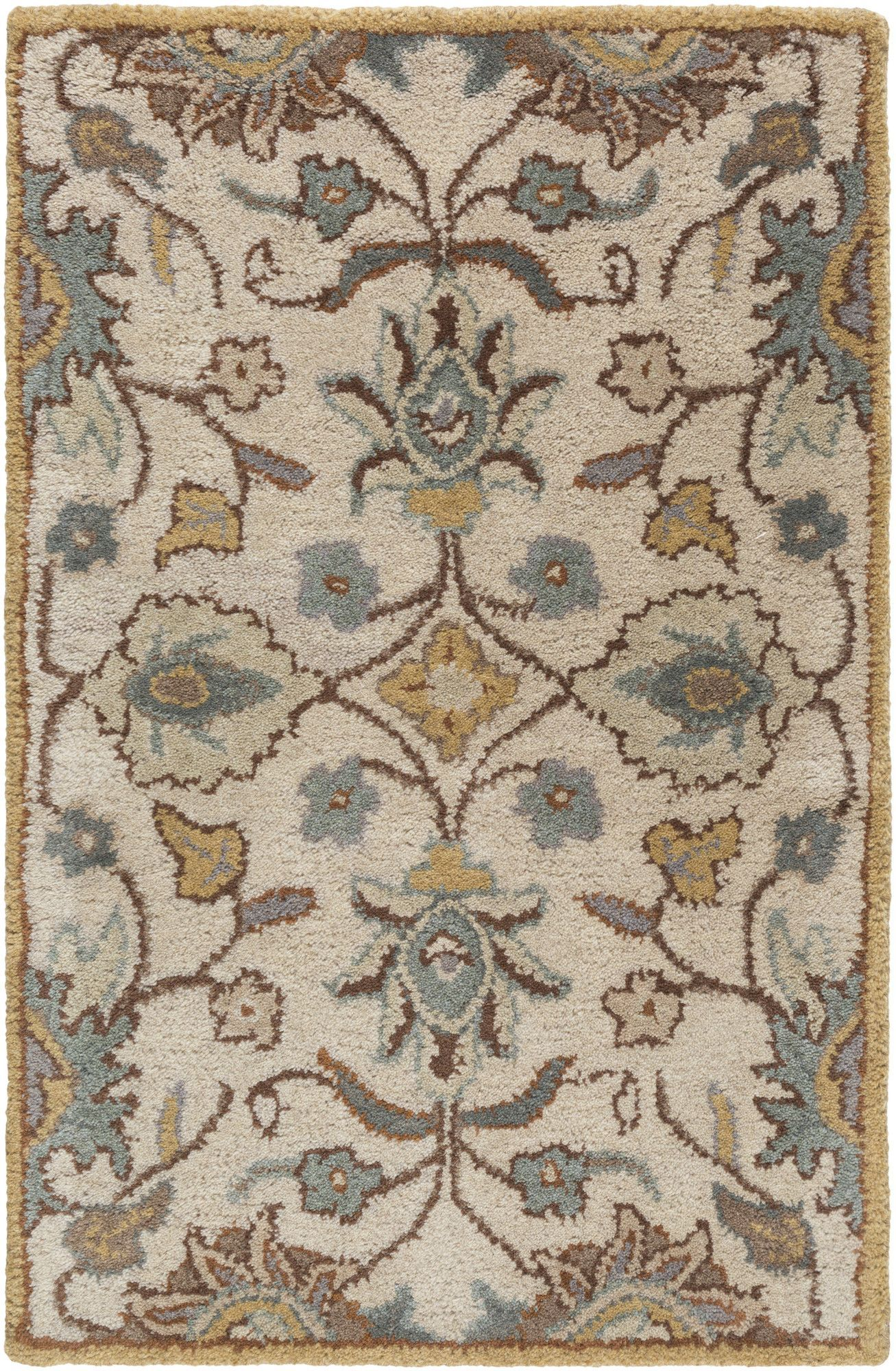 Aspen Hand-Tufted Multi Area Rug