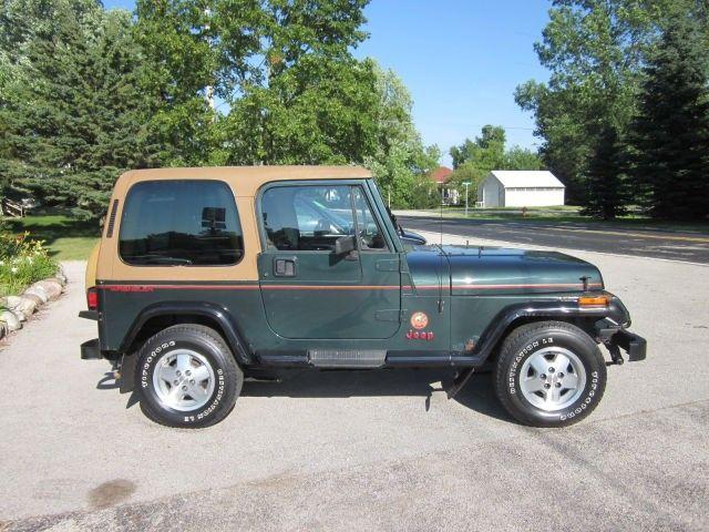 1993 Jeep Wrangler Sahara Jeep Wrangler Sahara Jeep Wrangler Jeep Wrangler Yj