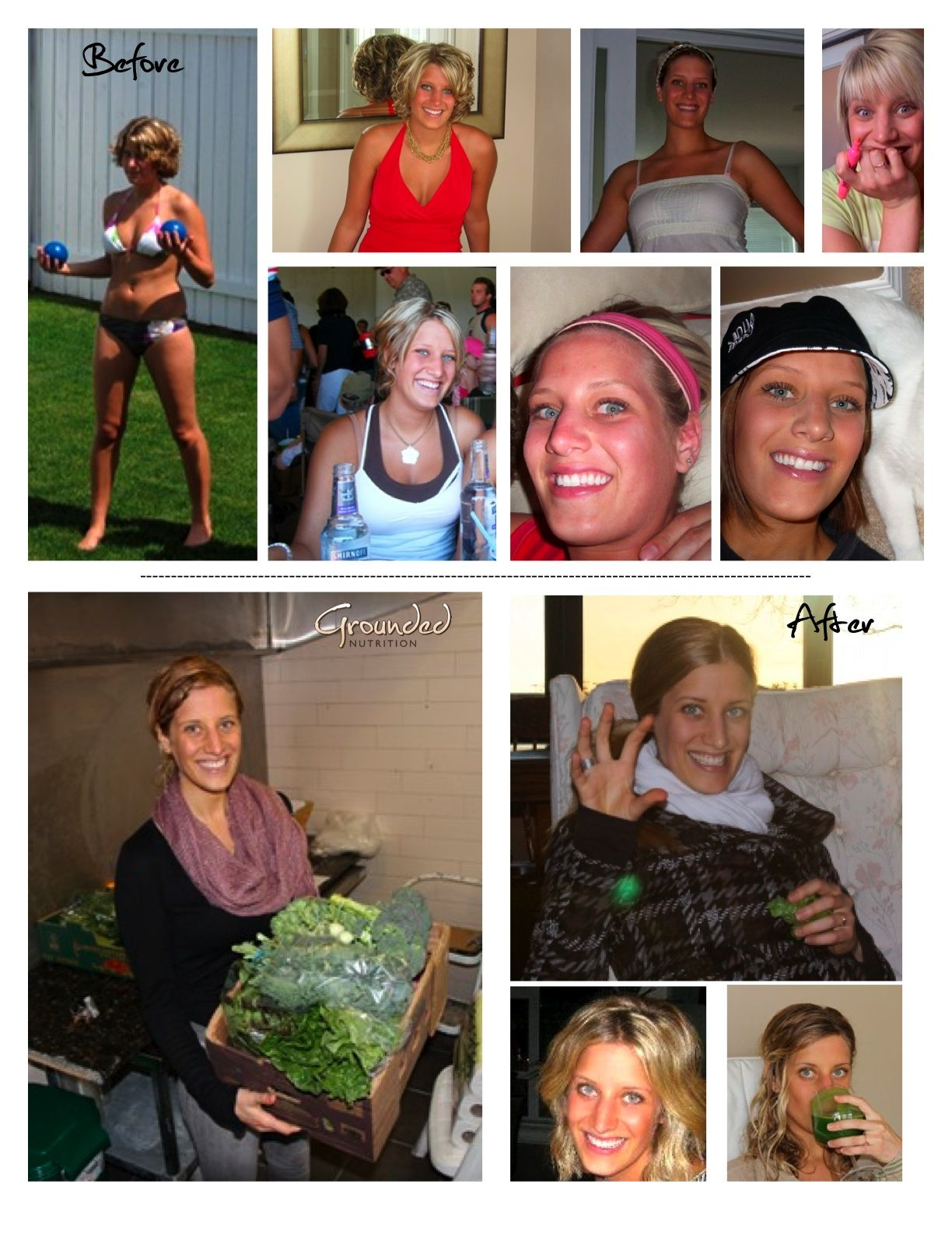 LOW FAT RAW VEGAN BEFORE AND AFTER WHITNEY.  I have been coaching women for the last 2 years how to empower themselves with knowledge that reconnects them with their inner guide and intuition.