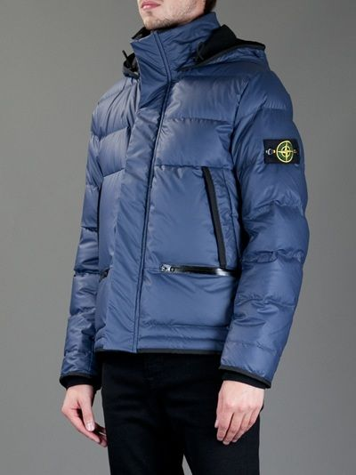 Image Result For 90s Stone Island Coats Blauw