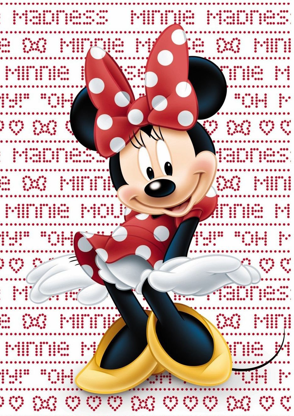 M s de 25 ideas incre bles sobre imagenes de minnie mouse en pinterest imagenes de minie mouse - Minnie mouse wallpaper pinterest ...