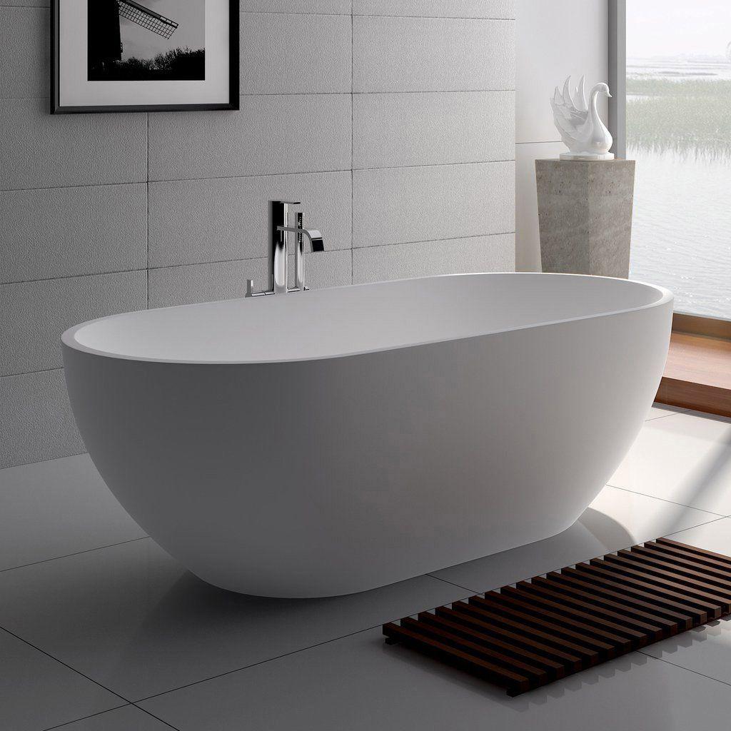 Sw 110s 63 X 32 Free Standing Bath Tub Small Bathtub Traditional Bathroom Bathroom tub ceramic model