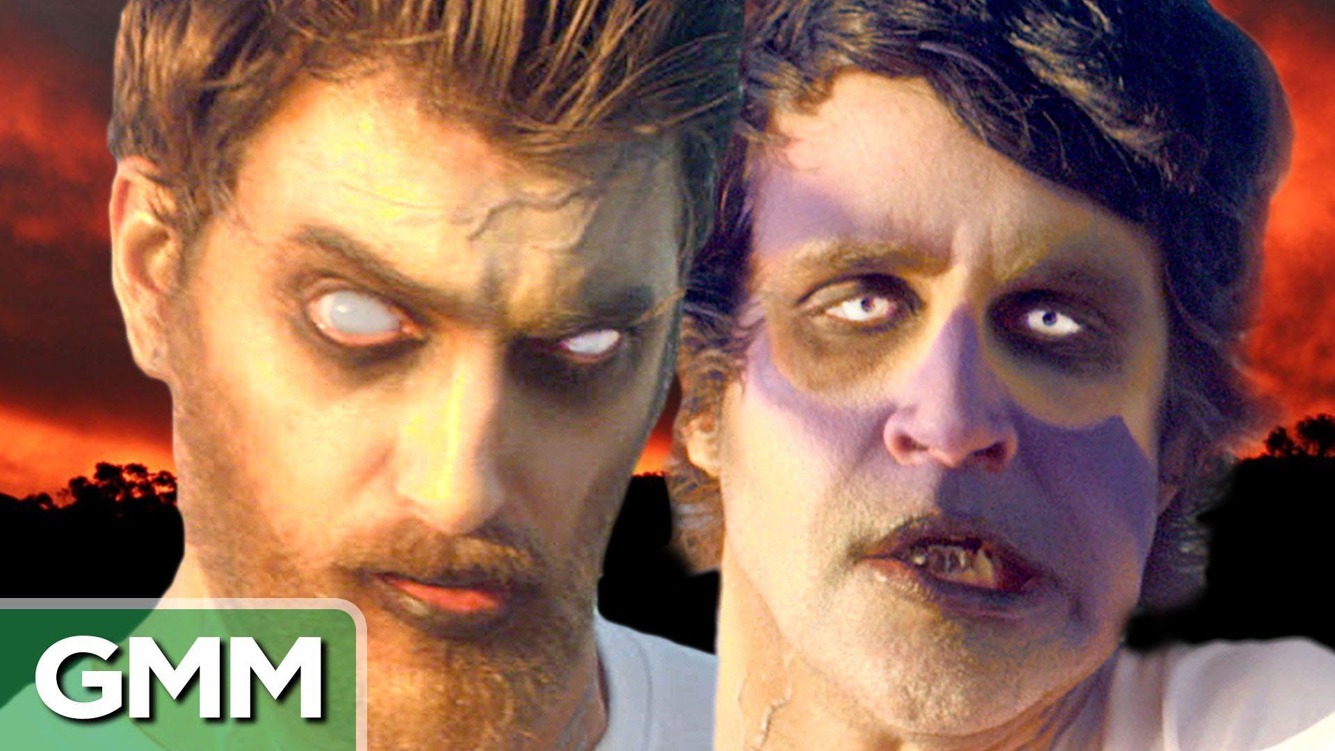 5 Horrifying Zombie Parasites Good mythical morning