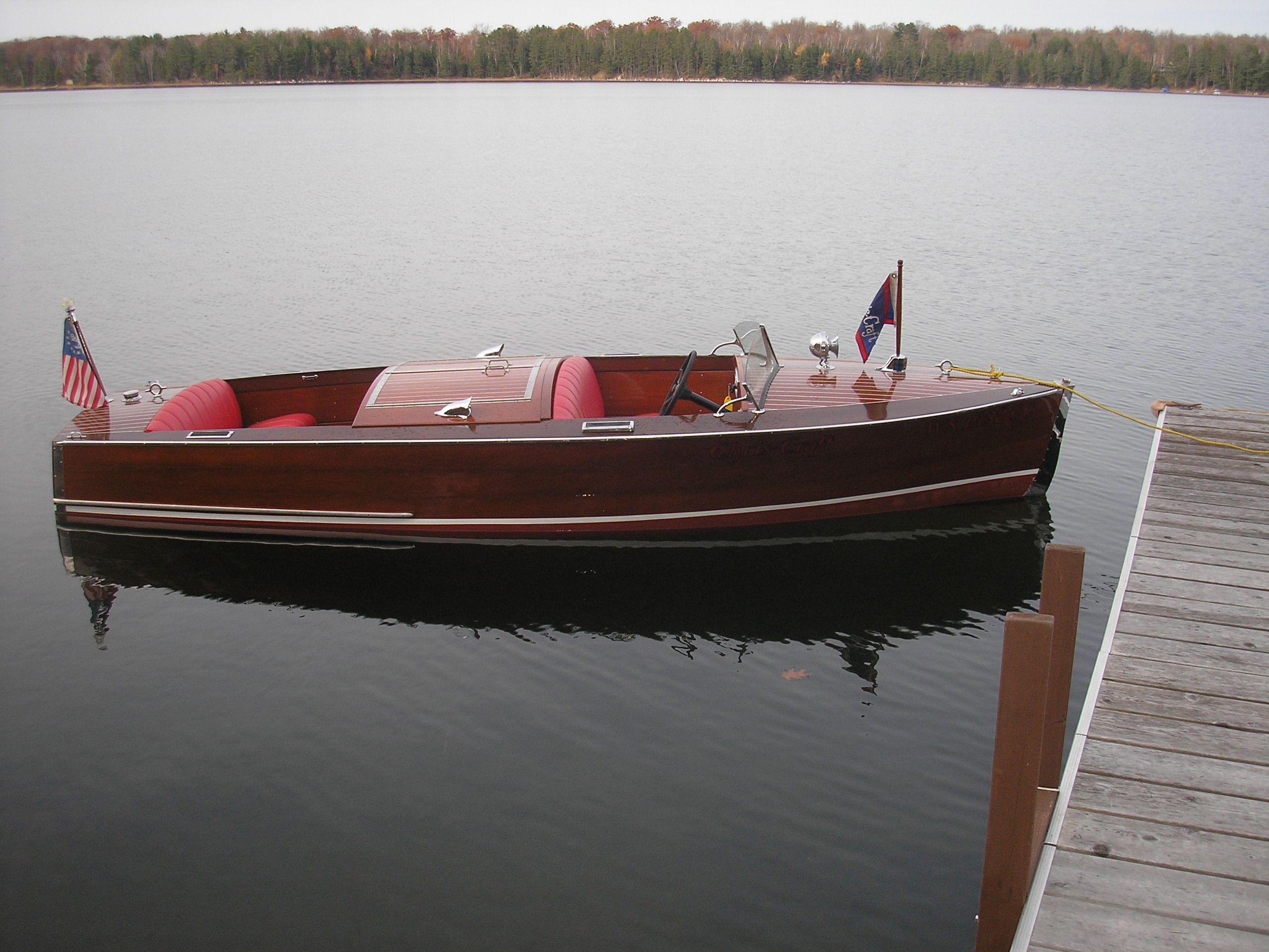 1932 Chris Craft Runabout-miss ours | seashore/all things