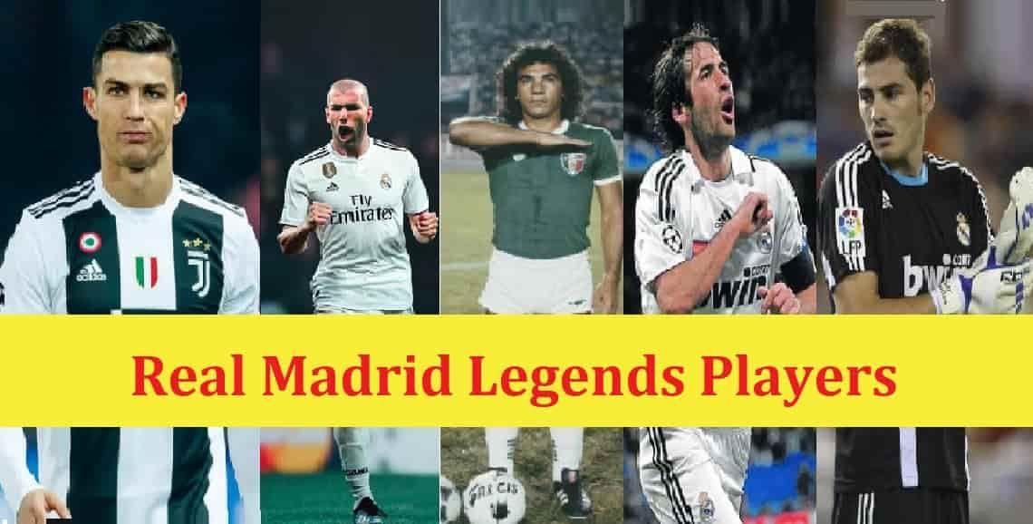 Top 10 Real Madrid Legends Greatest Real Madrid Players Real Madrid Players Real Madrid Real Madrid Team