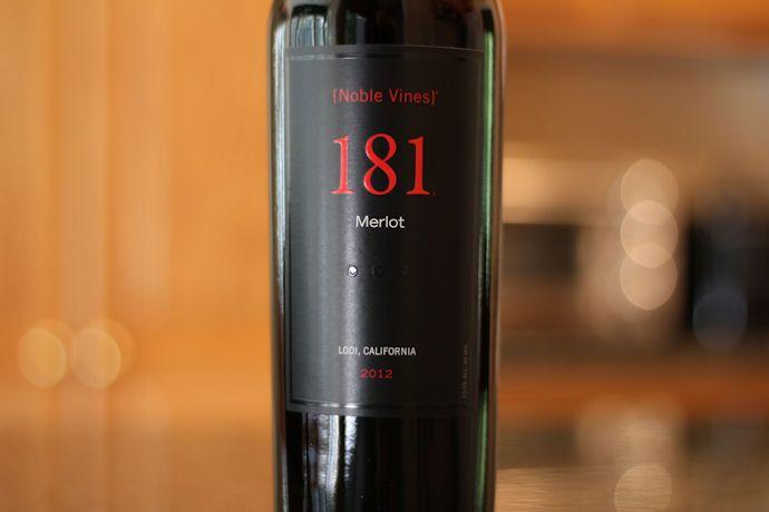 Noble Vines 181 Merlot Review Honest Wine Reviews Wine Brands Merlot Wine Reviews