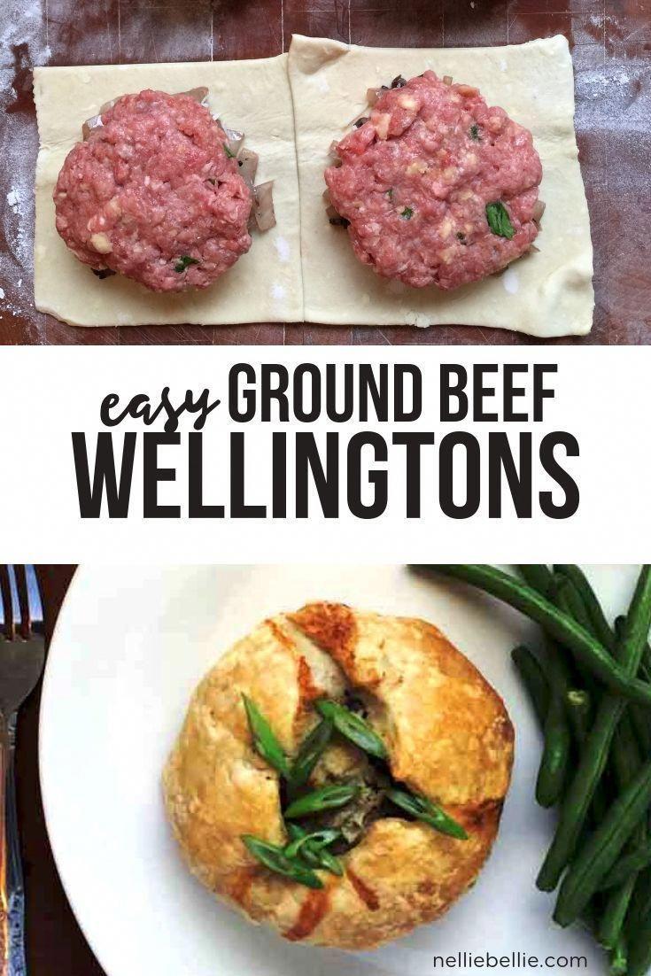 Chabichou On Polenta Healthy Food Mom Recipe Beef Wellington Recipe Beef Wellington Wellington Food