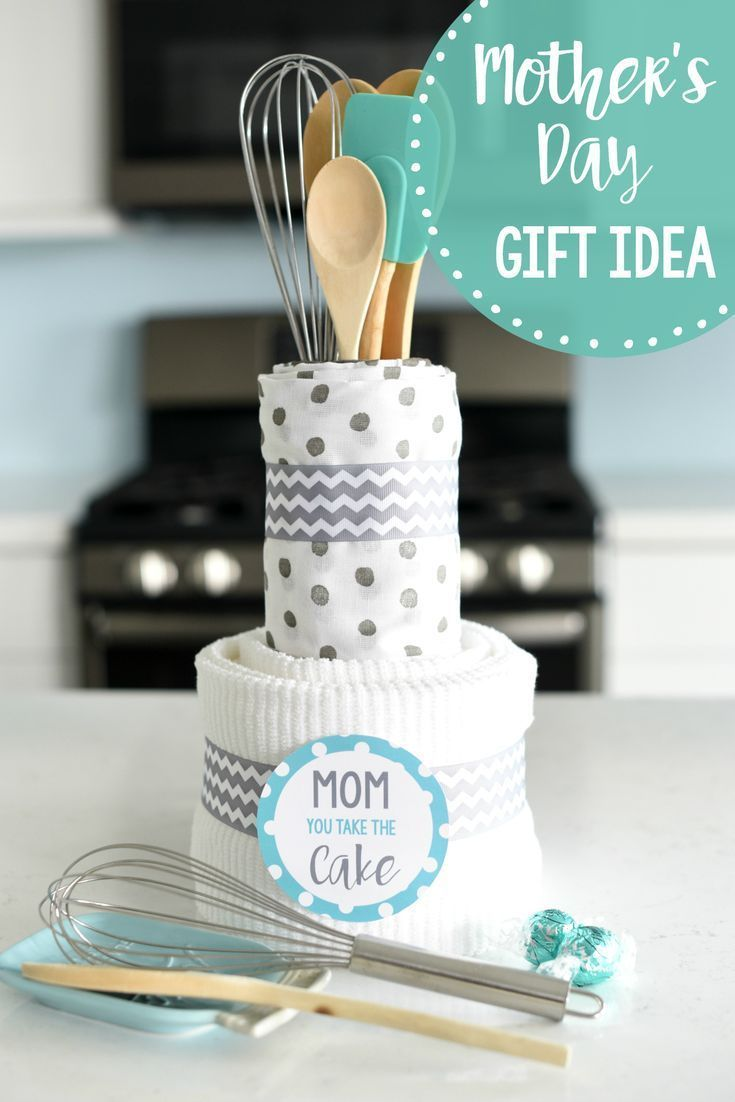 Creative mothers day gifts for moms who love to cook