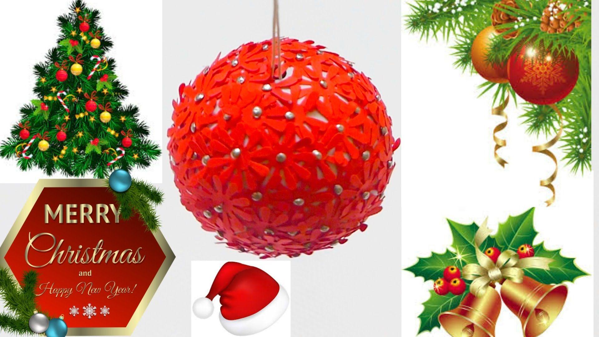 DIY CHRISTMAS ORNAMENTS : HANDMADE CHRISTMAS ORNAMENTS ...
