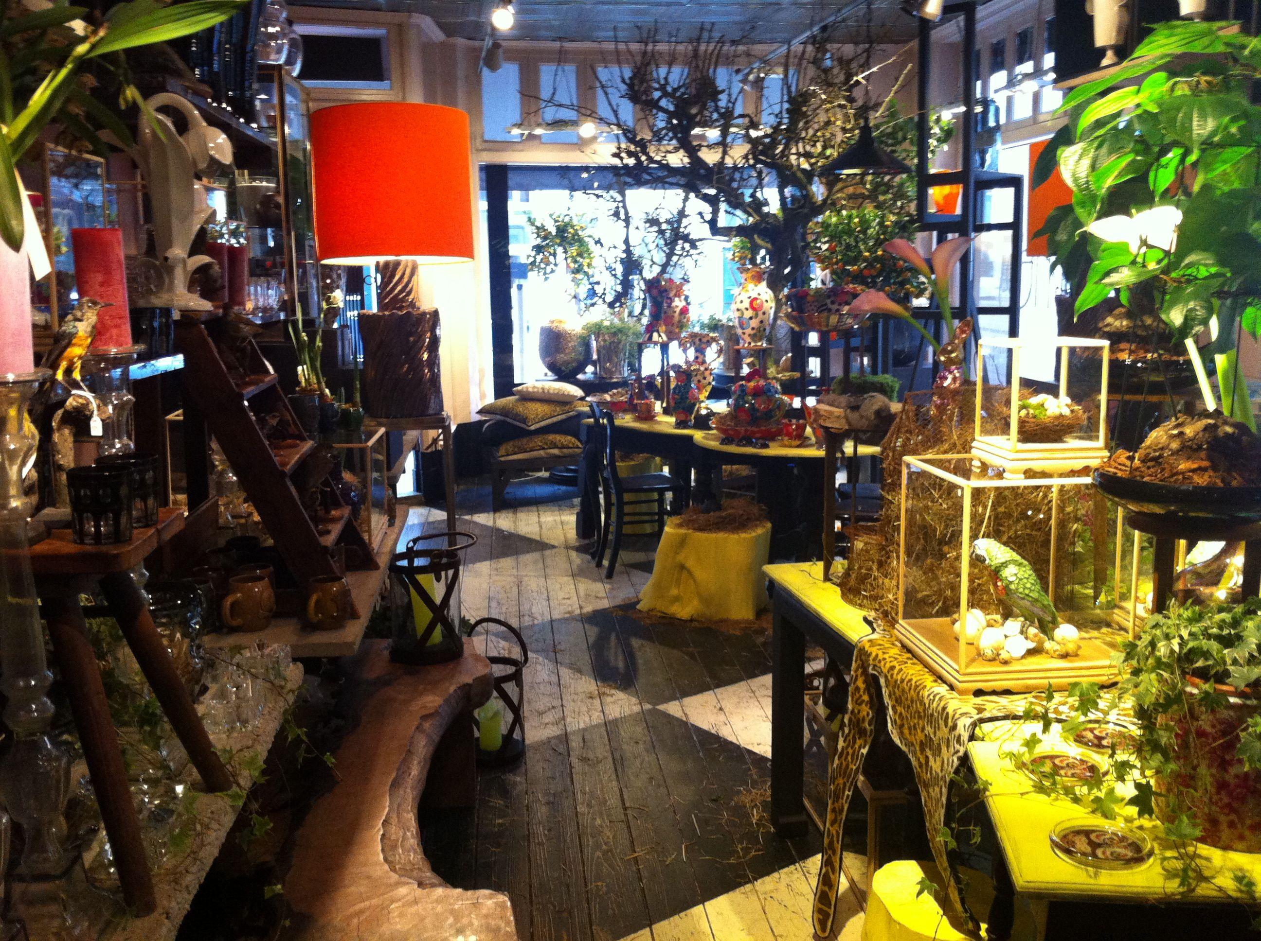 S Zomers Bloemen Botanical Warehouse