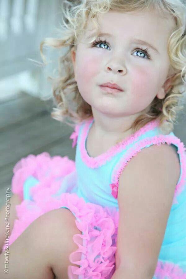 Beautiful Blue Eyed Baby Toddler Hair Cute Babies