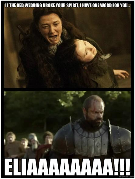 The Red Viper vs The Mountain / Oberyn Martell vs Gregor ...