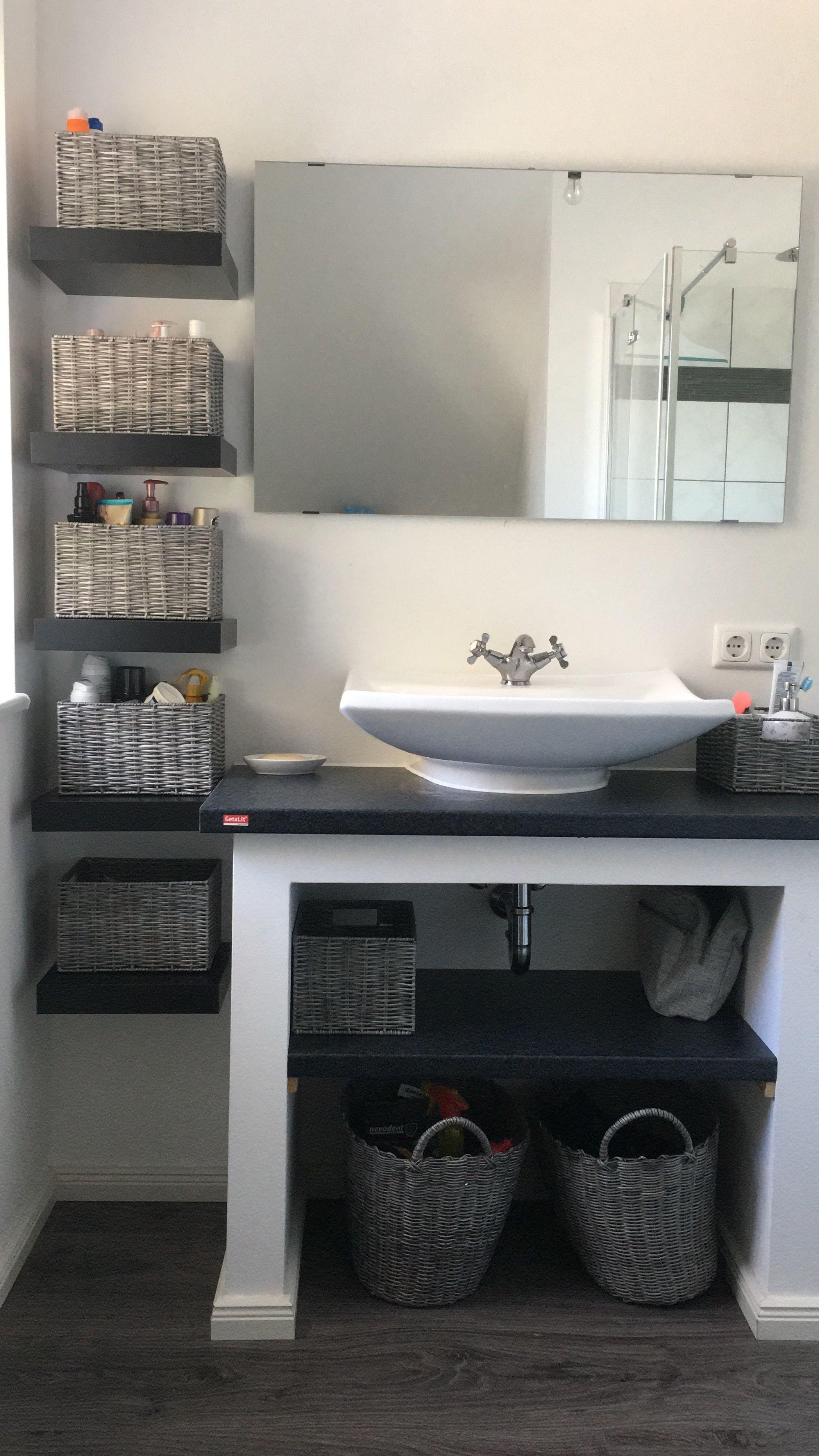 Homemade Badezimmer Regal Badezimmer Regal Kleines Bad Dekorieren Badezimmer Klein