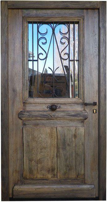 Exemple Restauration | Porte Exterieure | Pinterest | Restauration