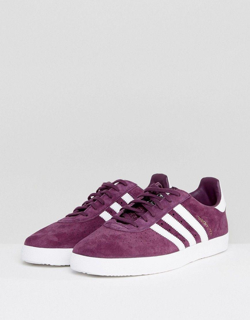 adidas Originals 350 Sneakers In Purple BY9766 - Purple