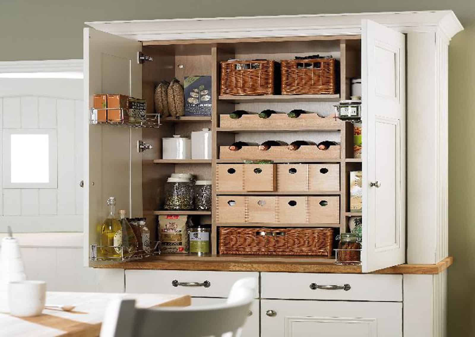 How To Choice A Smart Pantry Door 10 Ingenious Ideas In 2020 Kitchen Pantry Storage Cabinet Pantry Furniture Kitchen Pantry Storage