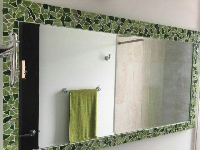 espejo en decoracion para bao