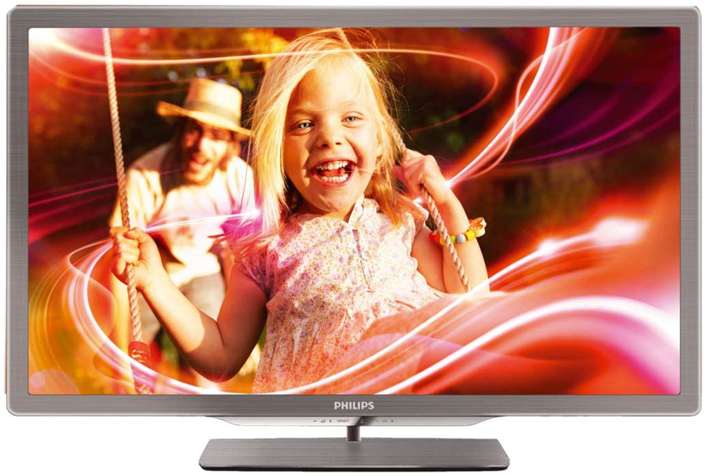 Philips 42PFL7406K/02 107 cm (42 Zoll) Ambilight LED