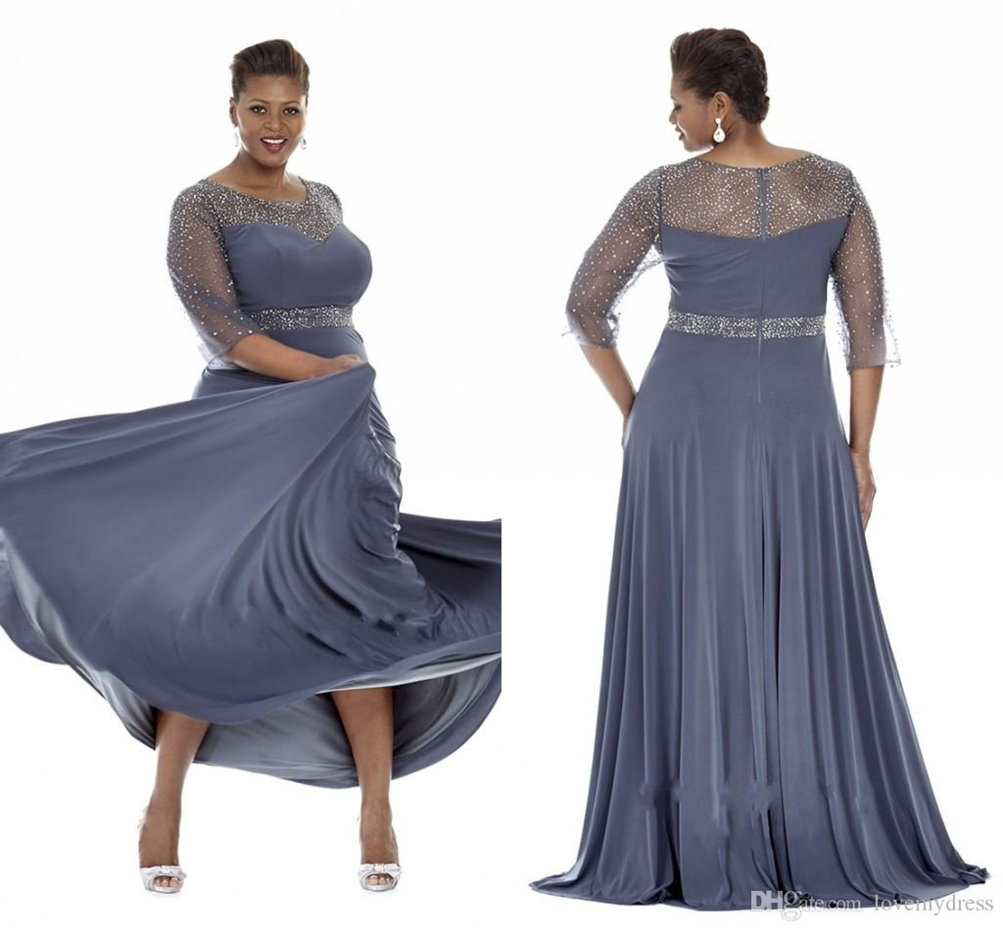 Plus Size Dresses To Wear A Wedding For Guests
