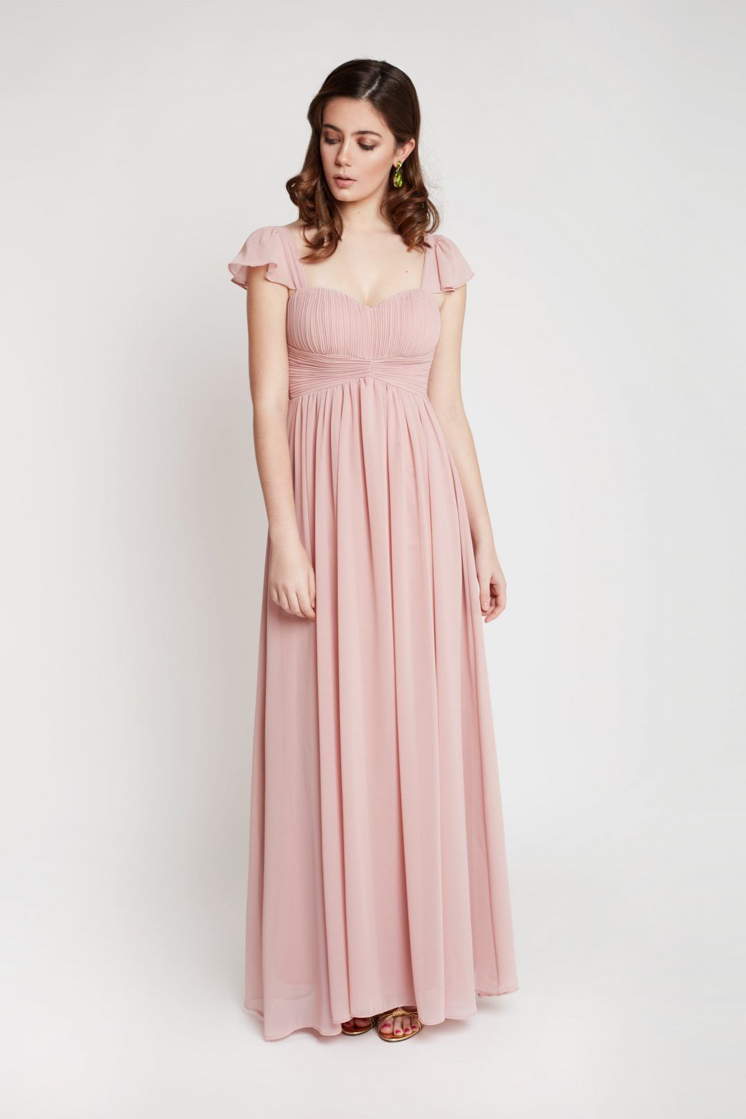 Vestido largo 2 colores