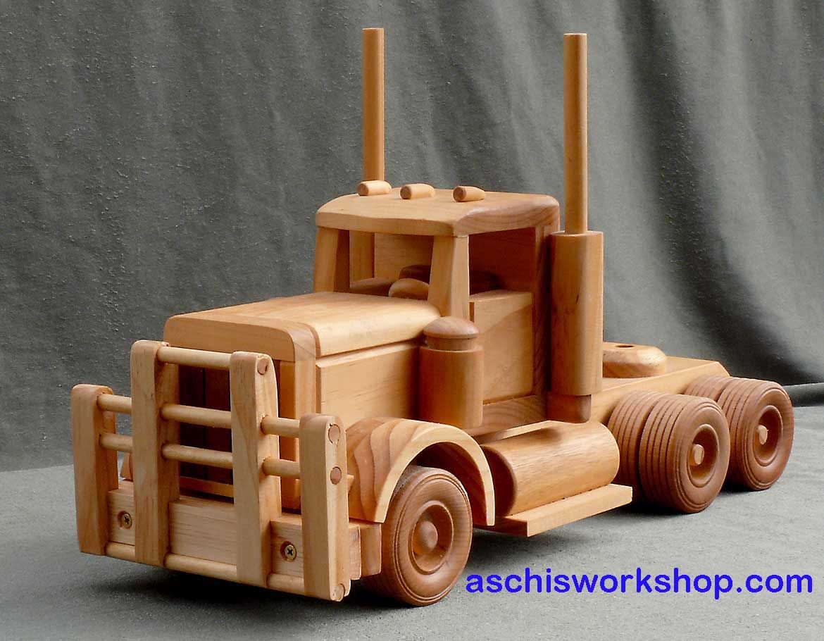 Pin By Walter Taylor On Peter Toys Wooden Toy Trucks
