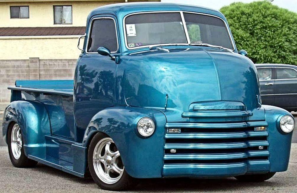 1949 Chevy COE 3100 Series