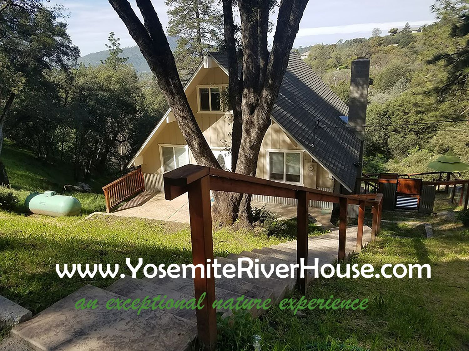 Comic Fans Your Source For Comics Anime And Cosplay River House Yosemite Bass Lake