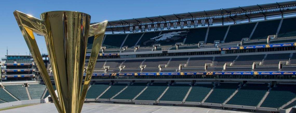 México entrega la lista preliminar para Copa Oro