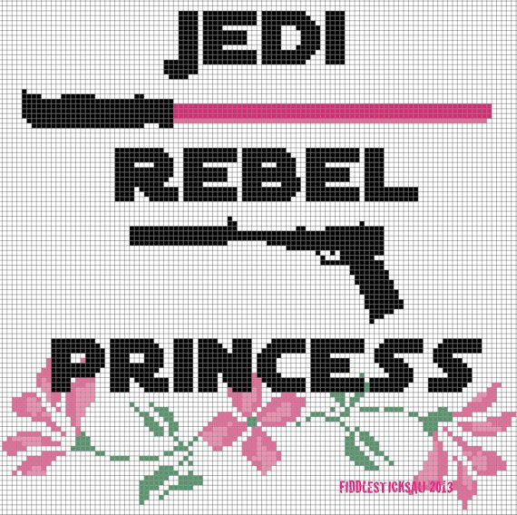 Star Wars Cross Stitch Pattern PDF Digital by fiddlesticksau   Baby ...