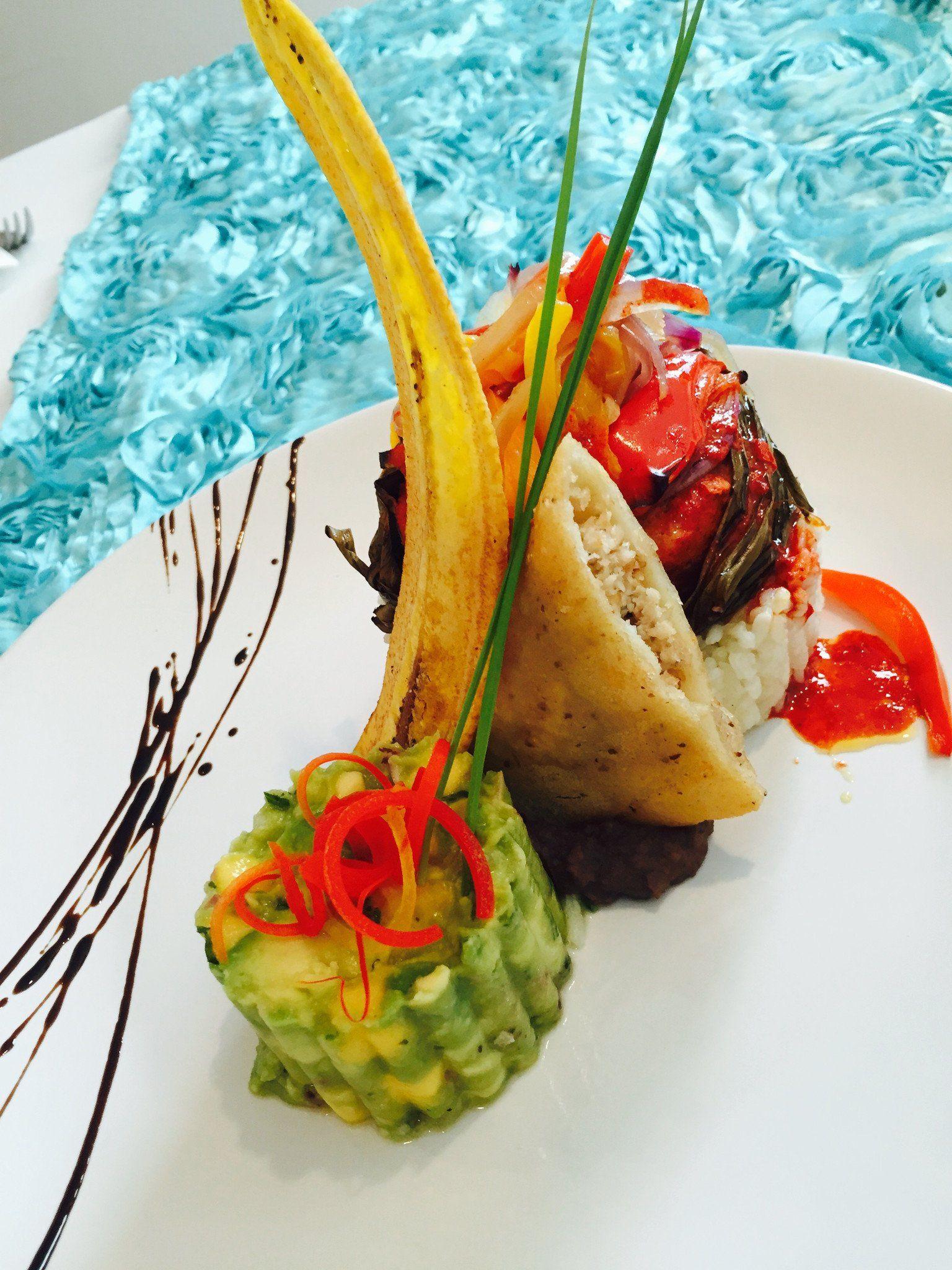 Platos fuertes mexicano fusion gourmet mejores for Comida vanguardia