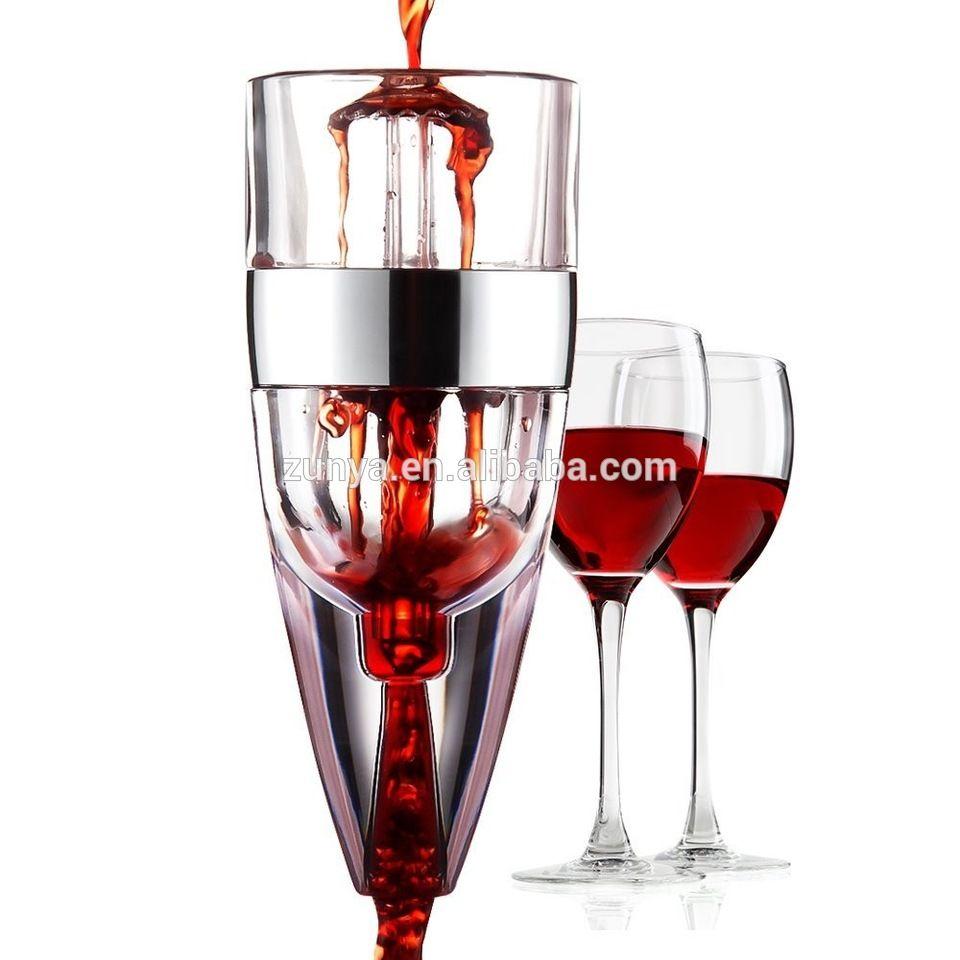 Amazon 1 Seller Wine Aerator Detachable Umbrella Shaped Wine Aerating Decanter Magic Red Wine Decanter With Fda Lfgb Wine Aerators Red Wine Decanter Wine