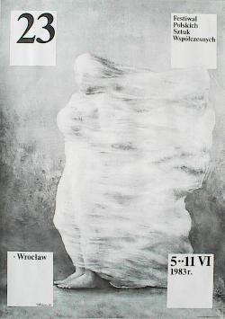 Aleksiun Jan Jaromir, 23 Festiwal Polskich Sztuk Wspolczesnych, 1982