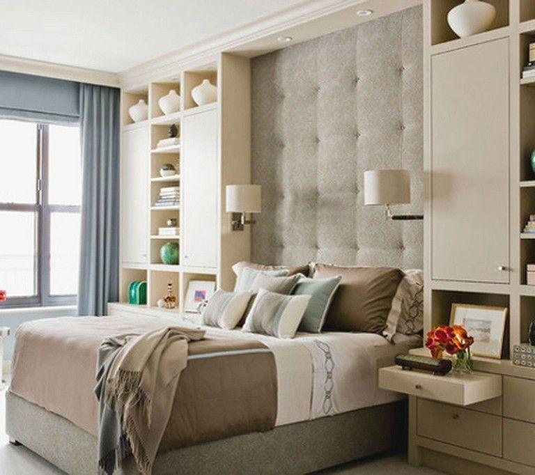 60 Stunning Small Master Bedroom Ideas Small Master Bedroom Small Master Bedroom Storage Ideas Small Master Bedroom Design Ideas