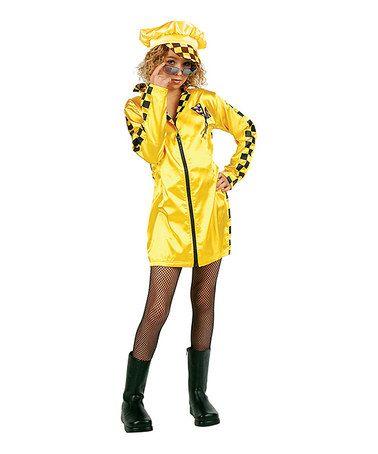 Yellow Speedster Costume Halloween Pinterest Tween, Costumes