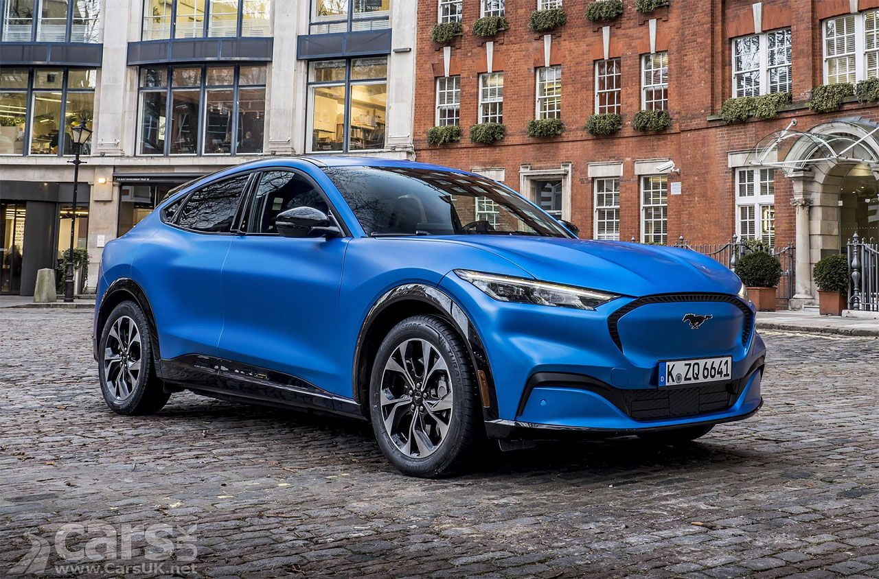 Ford Mustang Mach E Debuts In The Uk At Ford S Go Electric Experience In London In 2020 Ford Mustang Mustang Cars Uk