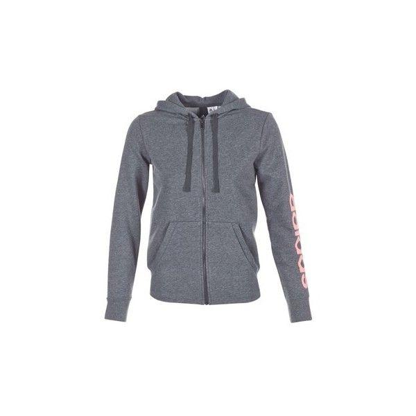 5d790280d612 adidas Stellasport Sleeveless Top Women Hoodies   sweatshirts Women Hoodies    sweatshirts COLOUR-medium grey heather