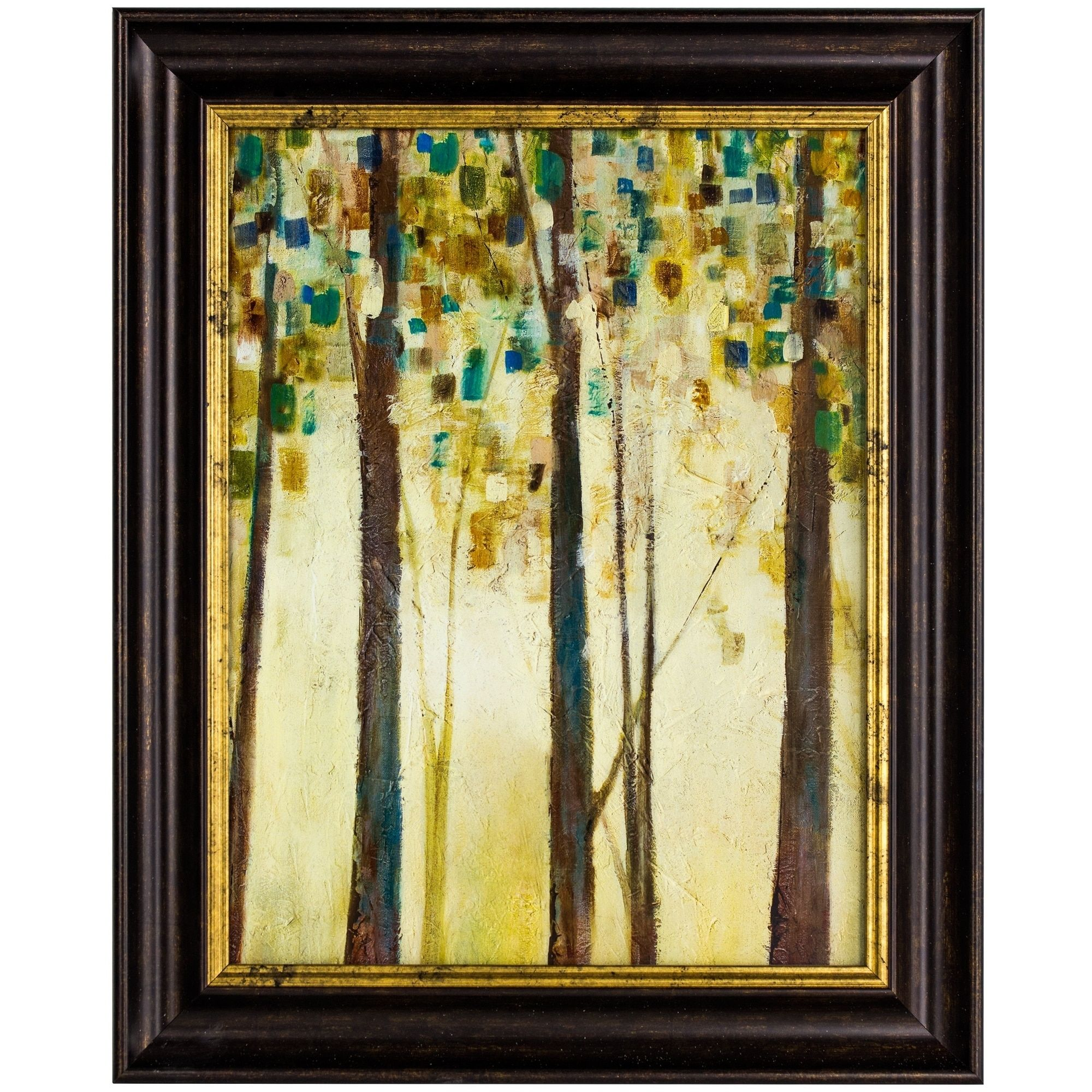 Reach for the Sun I\' Framed Impressionism Canvas Painting Print Wall ...