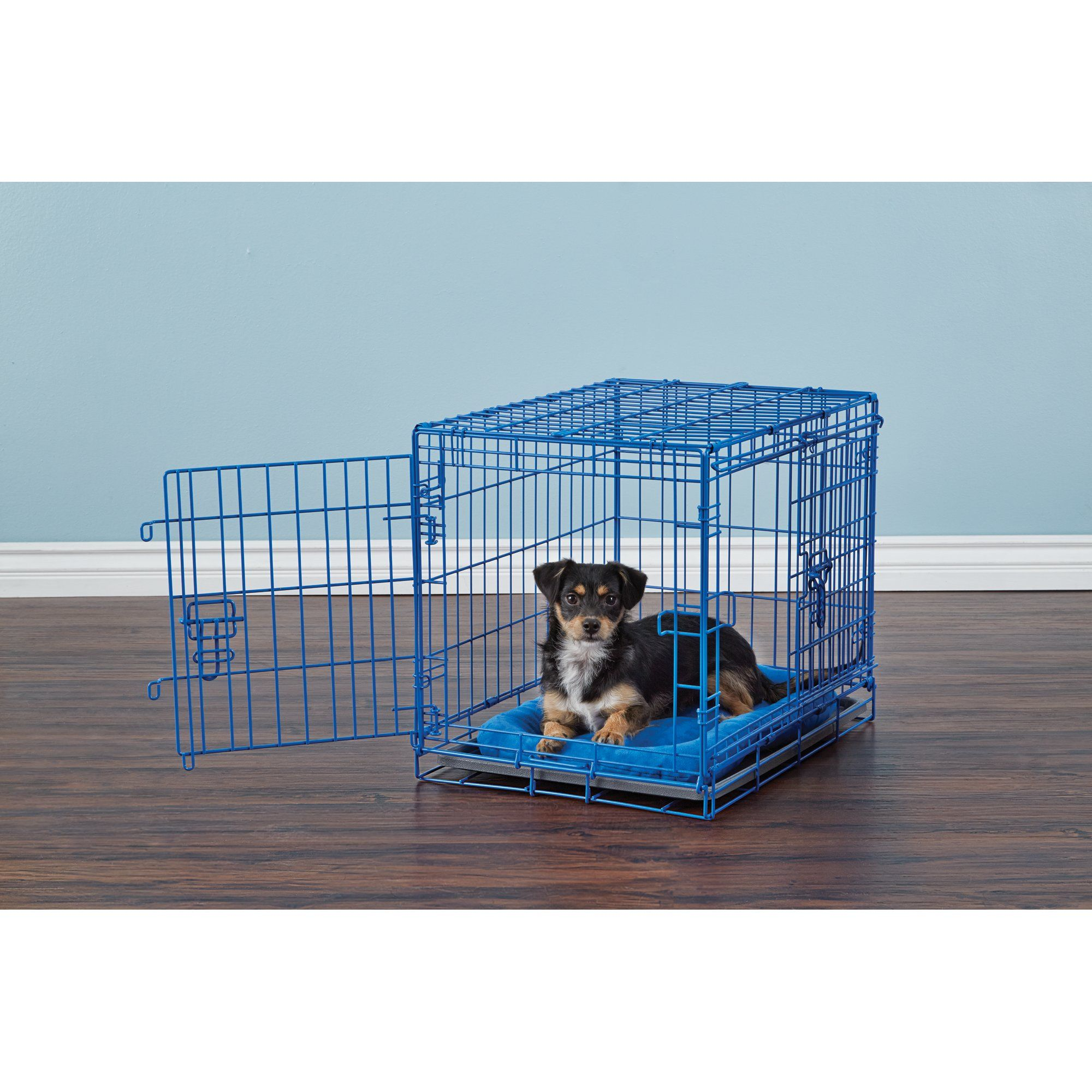 You Me 2 Door Training Crate Blue 24 Small With Images