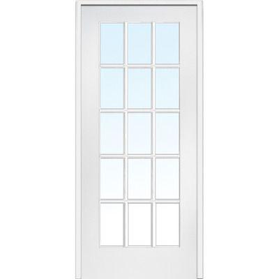 Mdf Primed Interior French Door Interior French Doors Prehung
