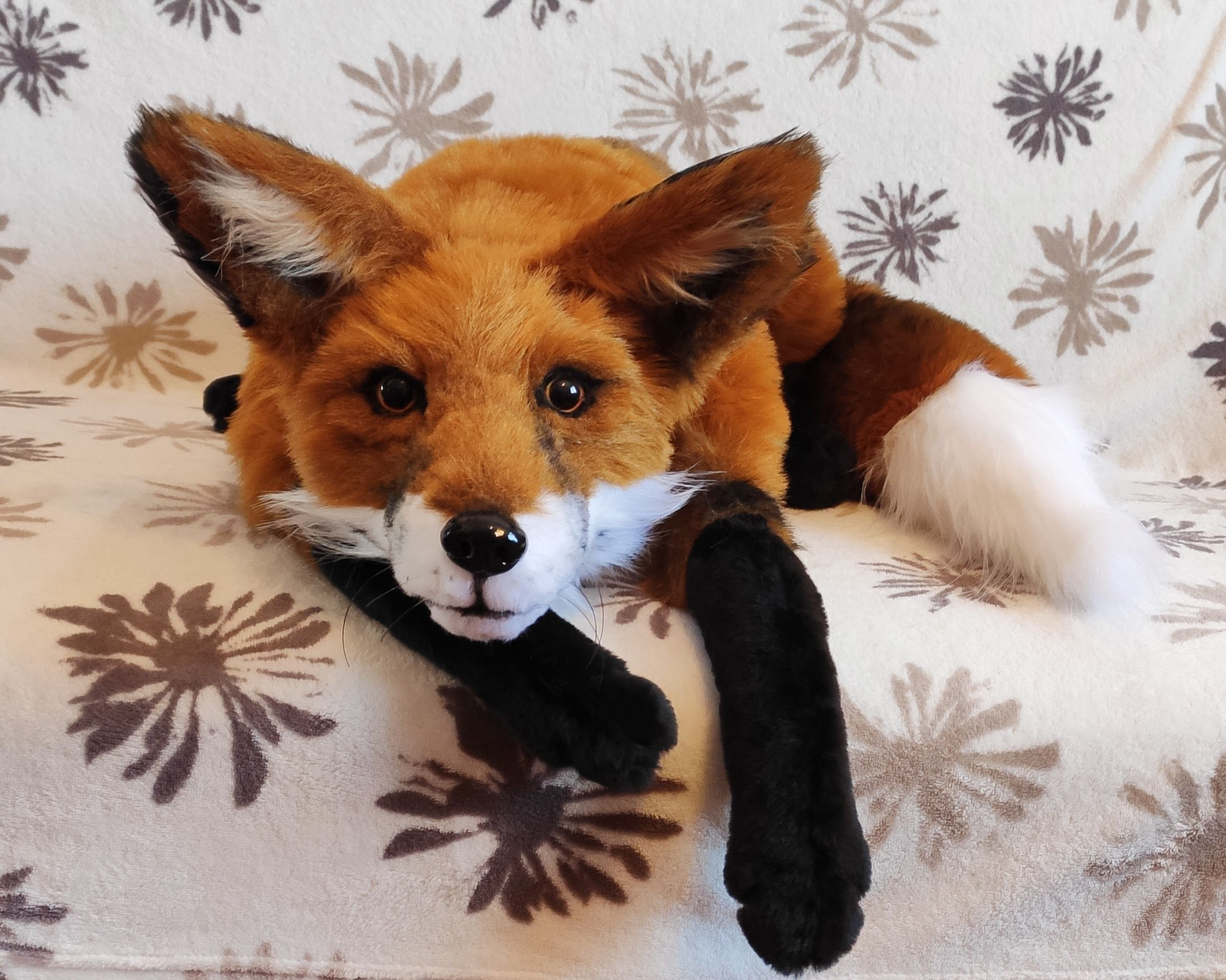Made To Order For July 2021 Big Size Life Size And Realistic Lying Fox Plush Toy Fox Art Doll Stuffed Animal Red White Fox Custom Fox Plush Toy Fox Plush Plush Dog Toys [ 1749 x 2187 Pixel ]