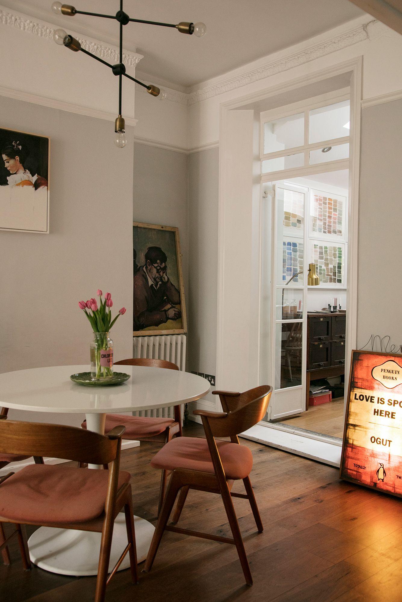 La maison de lisa mehydene fondatrice dedit58 edit58 london londonstyle portrait woman decoration deco flat inspiration