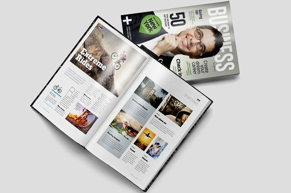 Book Magazine Brochure Mock up 6 a4 brochure templates psd a4 size - free microsoft word brochure template