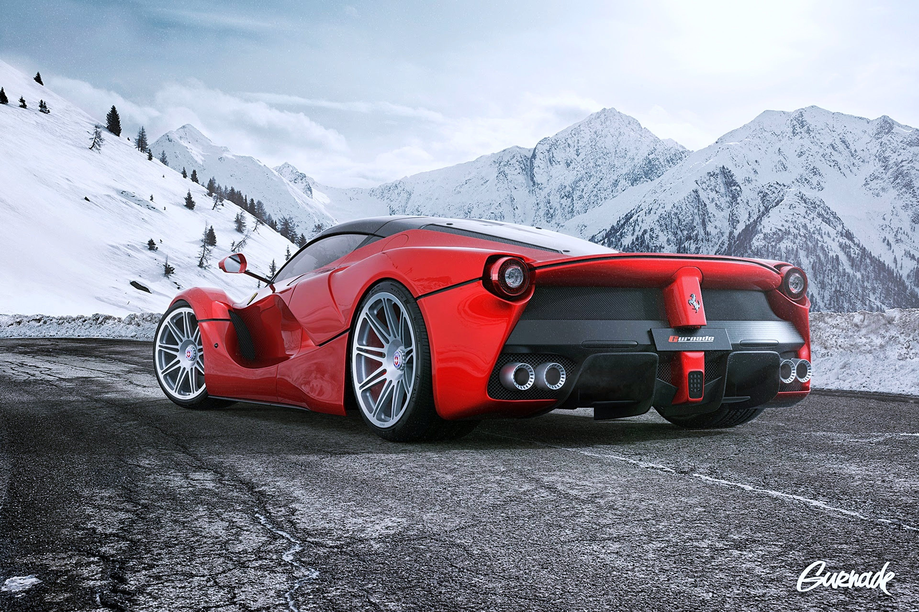 Ferrari LaFerrari HRE Wheels landscape road mountains cars supercars on ferrari electric car, ferrari f100, ferrari f60, ferrari meme, ferrari aliante, ferrari ego, ferrari lamborghini mix, ferrari f750, ferrari bike, ferrari laptop, ferrari f1, ferrari f1000, ferrari of the future, ferrari concept, ferrari formula 1, ferrari cop car, ferrari logo, ferrari ff, ferrari suv,