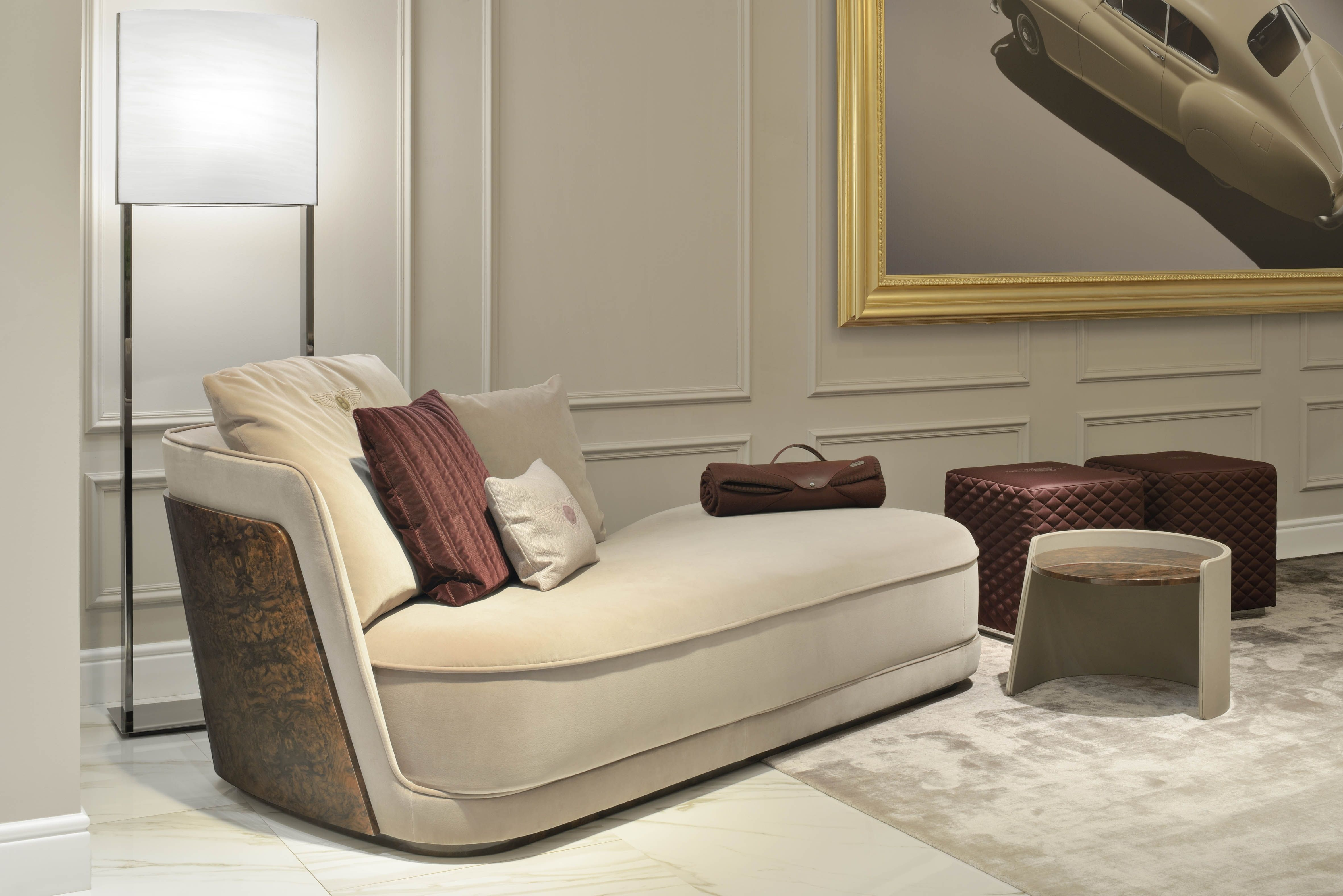 Bentley Richmond Chaise Longue Classic Bedroom Furniture Luxury Living Room Design Modern Sofa Designs
