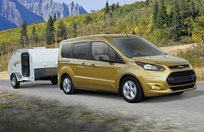 Unsurpassed Towing Capacity With Images Ford Transit Ford