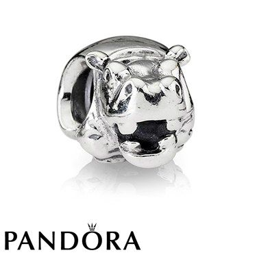 Animal MOUSE Solid 925 sterling silver European charm bead Cute