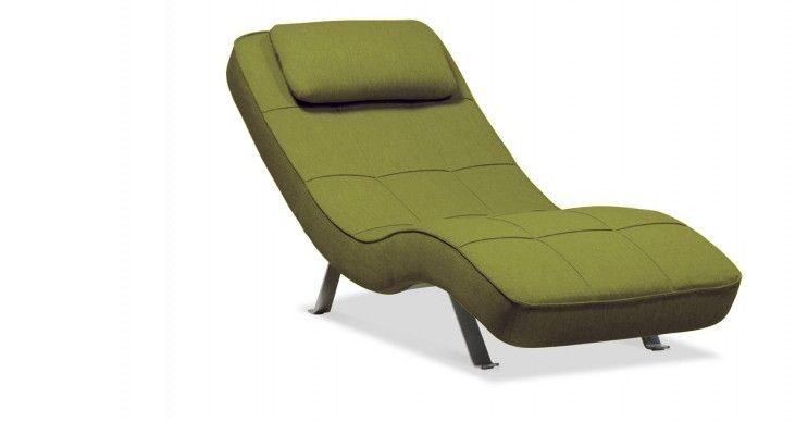 Perfect Relax Liege Sunny Grün Gaia Stoff 3 Stufig Verstellbar Couch Sofa Wohnzimmer  Moebel