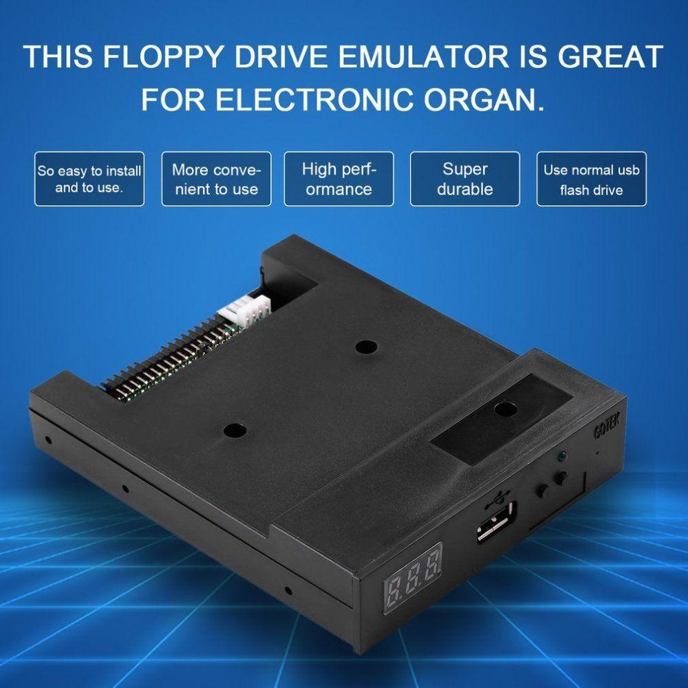 3.5 inch 1.44 mb usb floppy disk drive emulator
